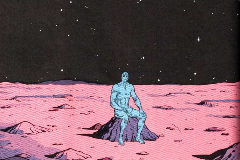 Doctor manhattan mars