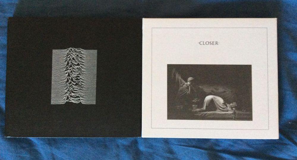 I due unici album dei Joy Division, versione CD