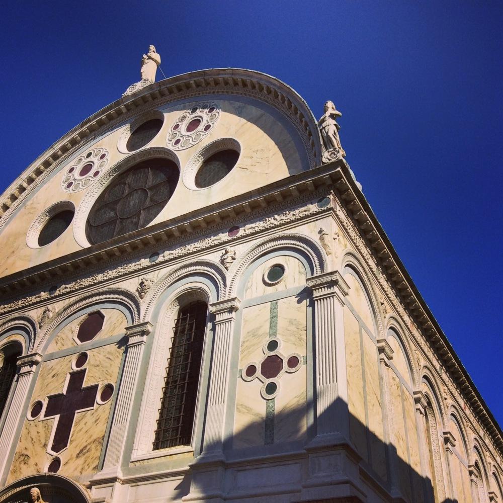 Facciata della Chiesa dei Miracoli, Venezia