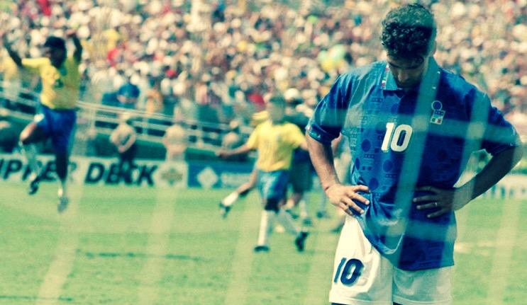 Rigore Baggio