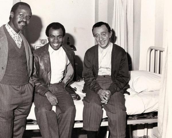 Leonard Zelig trasformato in Afroamericano