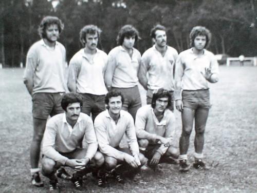 Foto della formazione de La Plata Rugby Club