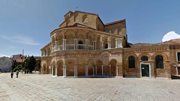 Murano, abside di San Donato