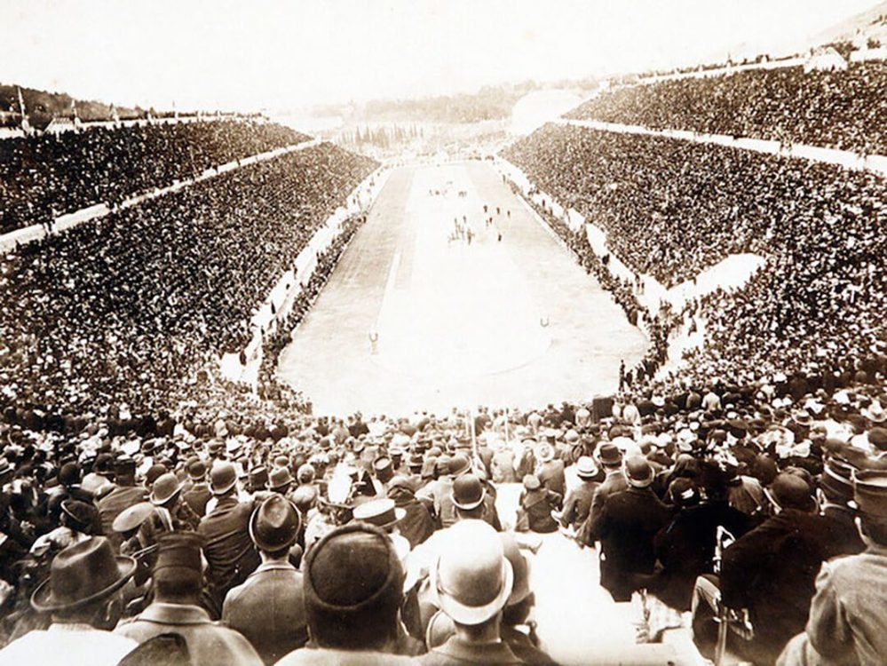 Stadio Olimpiade Atene 1896